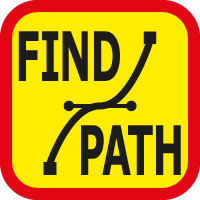 find path icon 200